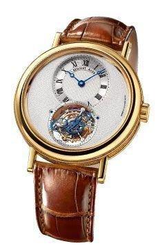 宝玑(Breguet)经典系列B型秒针陀飞轮腕表-陀飞轮腕表之机械美