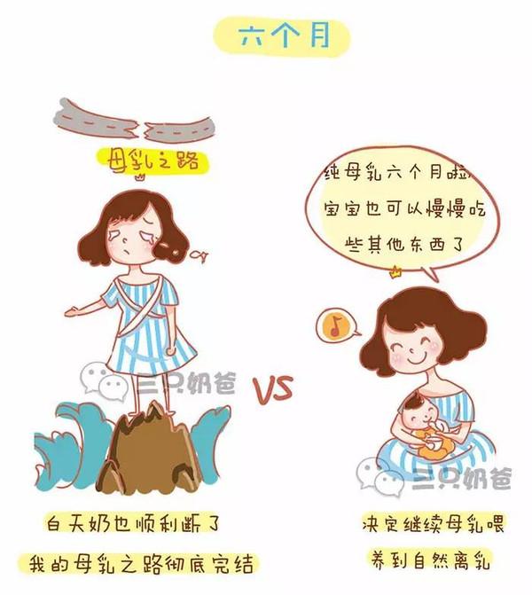 【漫画】一个二胎母乳的妈咪v漫画之路.看哭了优爱漫画图片