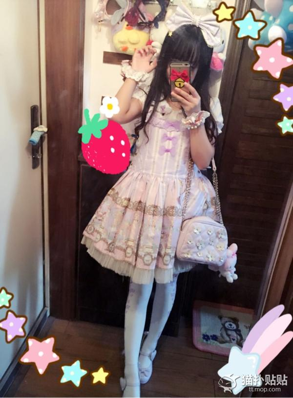 lolita洋装穿起来感觉如何?(多图预警)图片