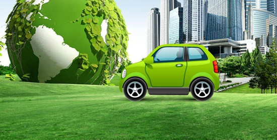 新能源汽车 新建住宅须配电动车充电设施高清图片