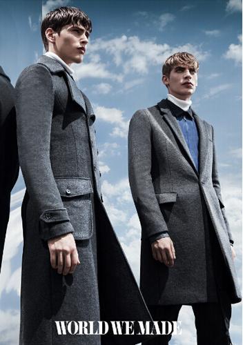创意时尚品牌WORLD WE MADE正式上线