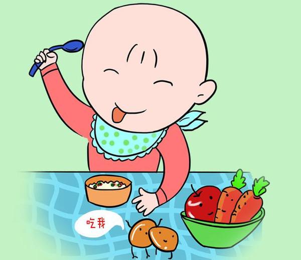 五招让宝宝爱上吃饭 蔬菜篇图片