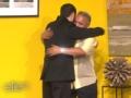 《艾伦秀第13季片花》S13E10 艾伦金善角活动 出租车司机Uber司机拥抱
