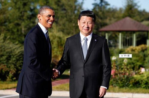 习近平见奥巴马避开什么话题不谈? -搜狐新闻