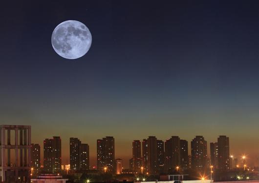 28天月亮图