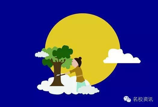 中秋节到了,孩子必听的小故事,第4个是亮点