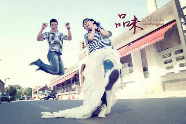 北京婚纱摄影;拍婚纱照情侣装攻略