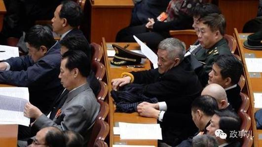 赵本山出席全国政协会议开幕会