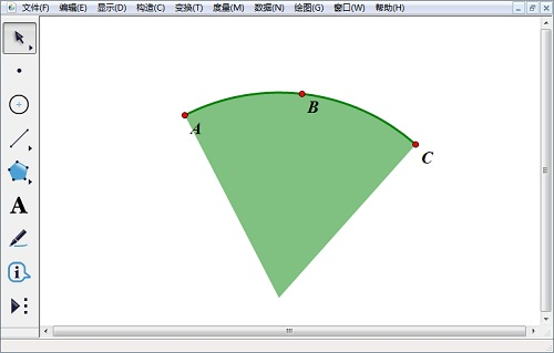 :绘制旋转三角形