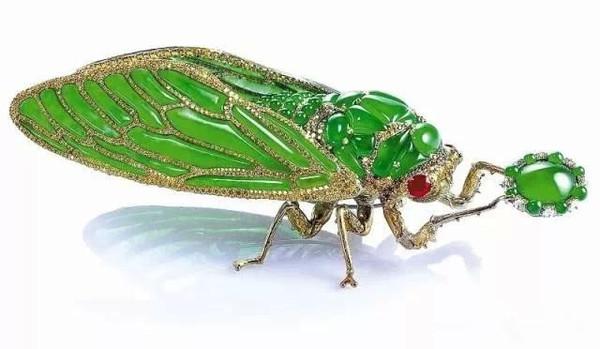 精美绝伦的玉雕蝉是否让您眼前一亮图片