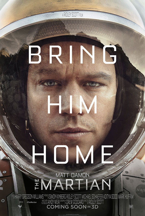 一个太空宅男的火星生存指南