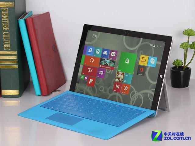 配256GB硬盘 微软Surface Pro 3行货7388