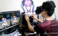 日本单身汉只愿玩虚拟女友