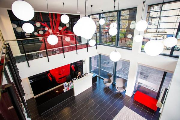 英国最豪华大学宿舍