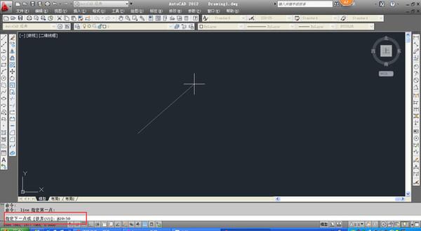 CAD中画布局cad中不斜线视口显示图片