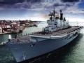 美英航母遭攻击秘闻