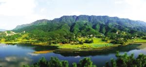 如江北铁山坪市级森林公园图片