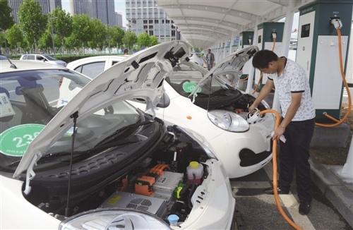 國務院:支持新能源和小排量汽車發展