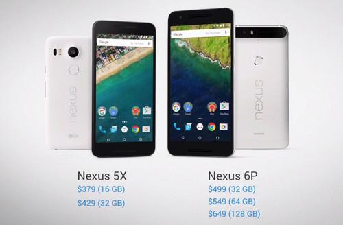 LG Nexus 5X正式发布