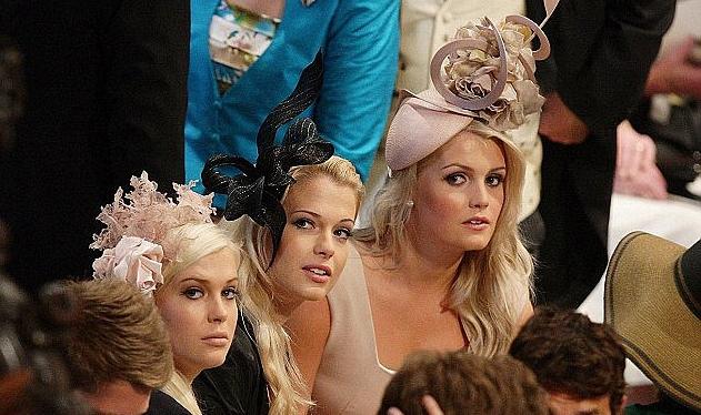 凯蒂在参加戴安娜王妃的追悼会时首次公开亮相 -钟爱一生 戴安娜王妃
