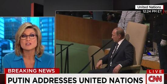 cnn直播_CNN女主播直播中误把普京叫成叶利钦(组图)-搜狐滚动