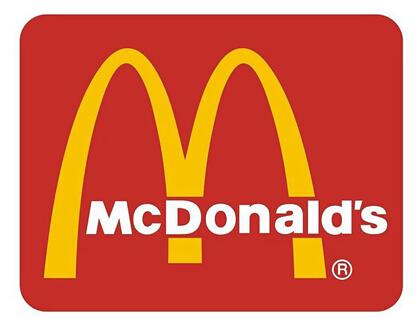 ?M??{?_许多人也都想当然地认为,麦当劳的商标,那个挂在店外的显眼的\