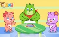熊孩子儿歌:洗手歌