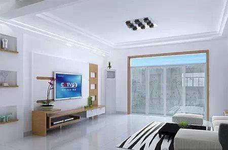 客厅装修效果图,喜欢吗