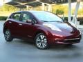 [海外新车]2016款日产Leaf加长版电动车