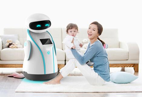 克路德机器人,中国智能产业领导企业