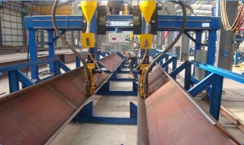 钢结构设备行业进入工业4.0时代