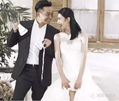 【宝宝帮】黄磊孙莉20年华丽之约,从今后每天都是蜜月