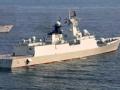 """新""""中华神盾""""052D驱逐舰持续引关注"""