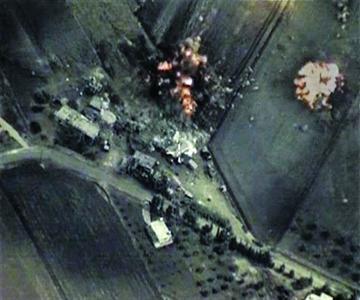 """俄罗斯向IS开火 美国和""""小伙伴""""用嘴开炮"""