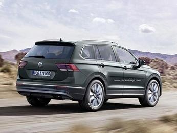大众新一代途观七座版明年底发布 推轿跑版 搜狐汽车