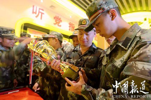 武警重庆总队四支队让新兵牢记使命铸牢信念根
