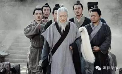 王重阳与林朝英为何不能在一起?图片