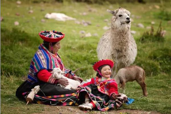 意想不到的秘鲁人生活,吓死宝宝了