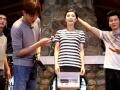 《浙江卫视挑战者联盟第一季片花》第五期 范冰冰减重2.5KG 林更新称你的1公斤大镯子没戴