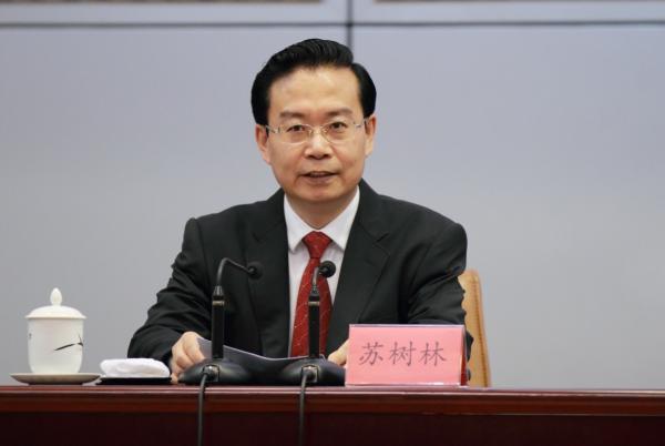 福建省委书记苏树林,,福建省委书记尤权_点力图库
