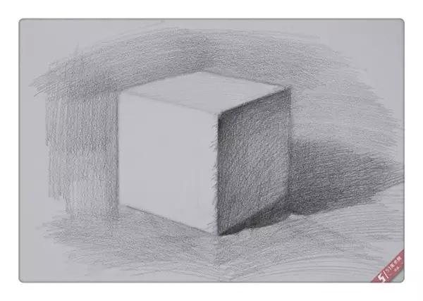 超牛的素描几何体结构解析!