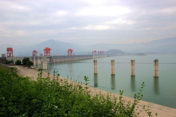 高峡出平湖,世界第一水利工程