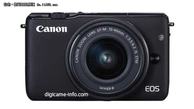 佳能新款EOS M10相机