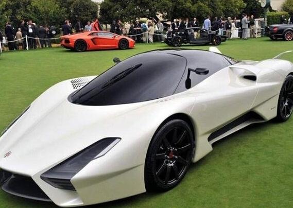 中国十大名车排行榜 世界十大名车