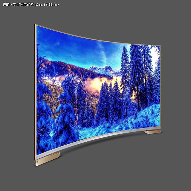 针对今年的中秋国庆双节市场,海信做了精心的准备,集中推出了XT910、K720、K7100系列ULED曲面电视、100英寸激光影院以及K700U、K5500系列4K超清电视等超强的精品阵容。