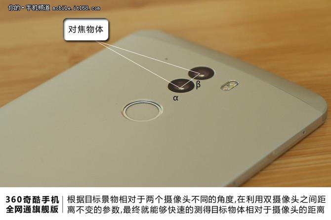 360奇酷手机旗舰版全网通评测