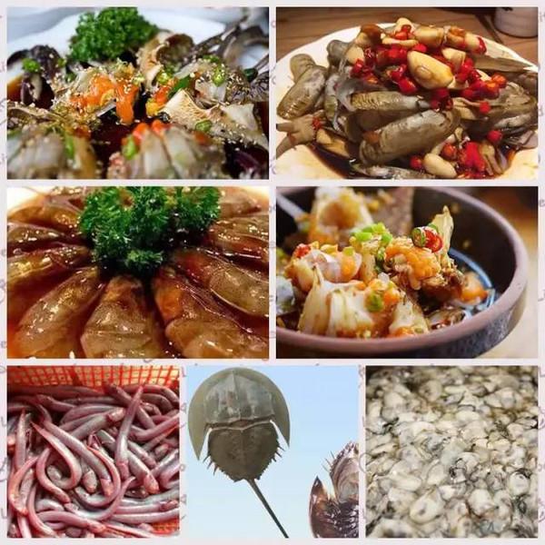 【美食小吃】吃货们 看了都流口水的生鲜美食
