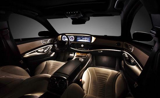 奔驰S320L商务型实拍图片 报价 配置 4S店优惠