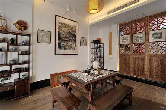 大床也是营造泰式家具环境必不可缺的元素.图片
