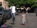 《艾伦秀第13季片花》S13E22 小孩指导伙伴锻炼 博尔特百米赛跑输儿童